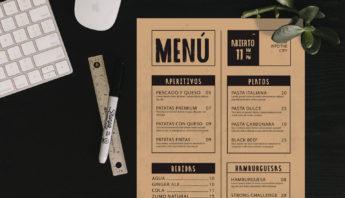 Cómo mejorar la carta de tu restaurante