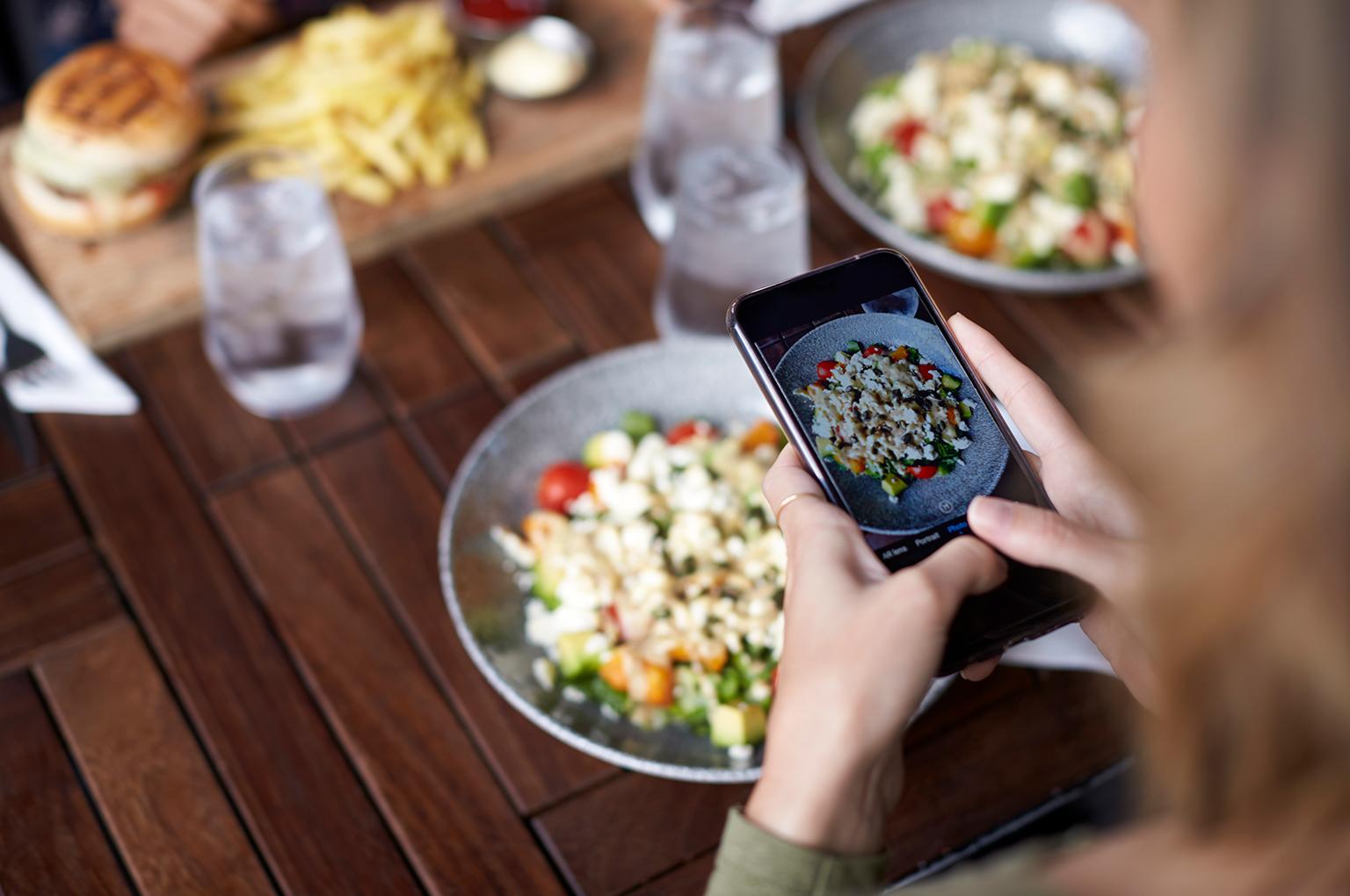 Claves para los stories de instagram para restaurantes