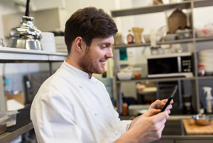 visibilidad restaurante en redes