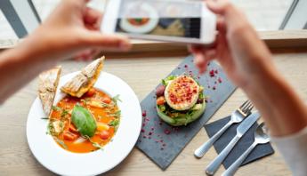 visibilidad de restaurante en instagram